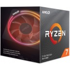 AMD Ryzen 7 3700X 3.8 GHz Eight-Core AM4 Processor  -100-100000071BOX-by AMD