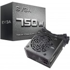 * Monthly Special! EVGA 750 N1, 750W Power Supply-100-N1-0750-L1-by EVGA