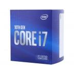 Intel Core i7-10700 Comet Lake 8-Core 2.9 GHz (4.8 GHz Turbo) LGA 1200-10700-by Intel