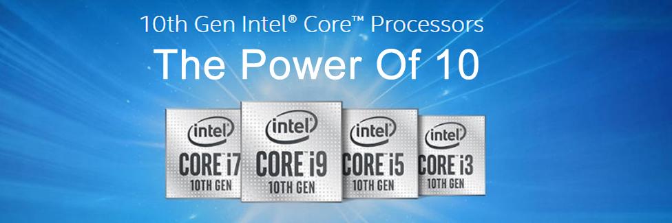 Intel Power Of 10